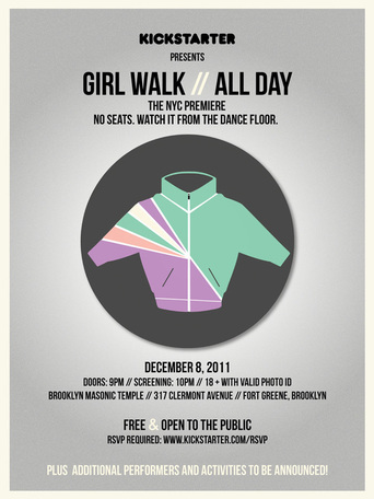Girl Walk // All Day (2011)