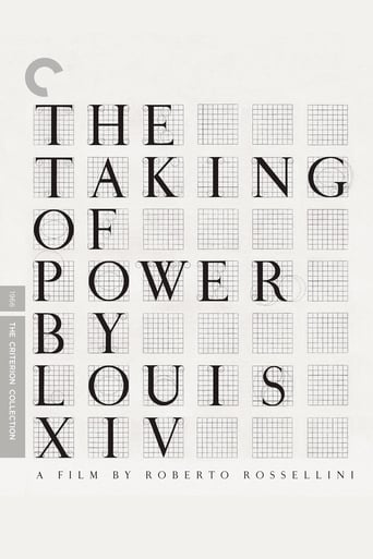 The Taking of Power by Louis XIV (1966)