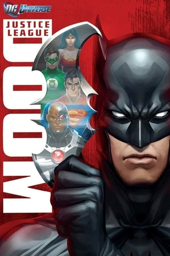 Justice League: Doom (2012)