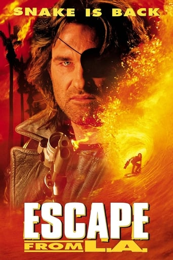 Escape From L.A. (1996)