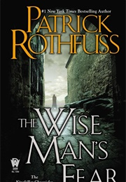 The Wise Man's Fear (Patrick Rothfuss)