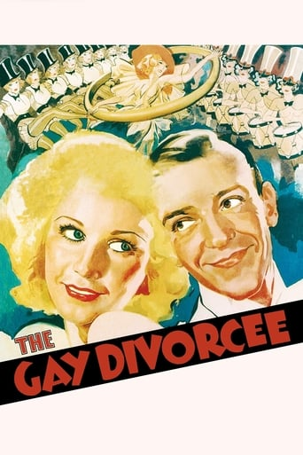 The Gay Divorcee (1934)