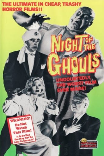 Night of the Ghouls (1959)
