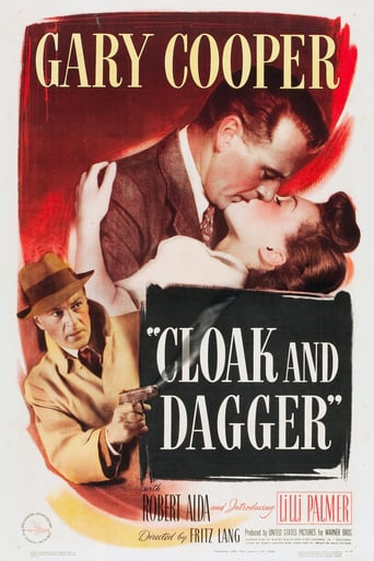 Cloak and Dagger (1946)