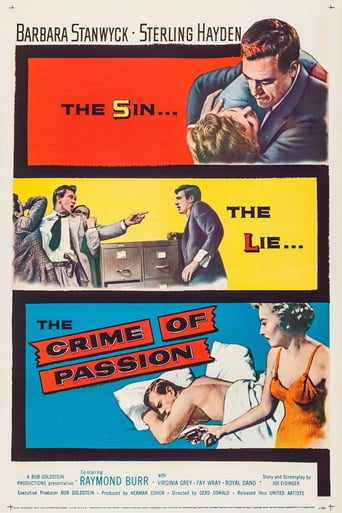 Crime of Passion (1957)