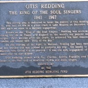Ottis Redding Memorial