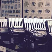 A World of Accordions Museum
