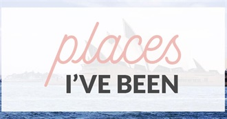 Places Victoria Has Been
