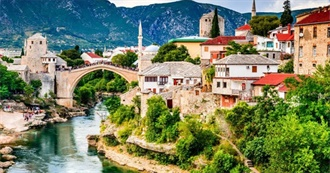 Top 10 Things to See in Bosnia and Herzegovina