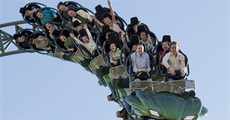 All Mack Roller Coasters