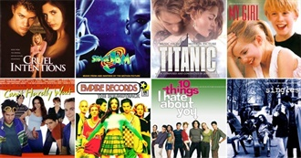 100+ 90s Movies I've Seen