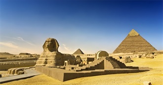 500 Most Important Landmarks in the World