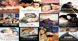 Romantic Movies to Watch Over and Over Again ❤️
