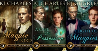 Books by K. J. Charles