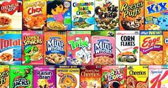 The 50 Greatest Breakfast Cereals of All Time