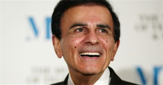 Casey Kasem's First Top 40 List