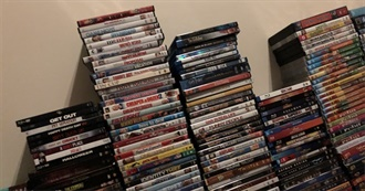 Kelsey's Movie Collection