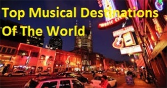 Music-Themed Travel Destinations