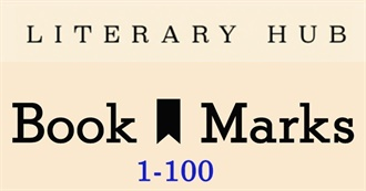 Book Marks Best Reviewed: 1 to 100