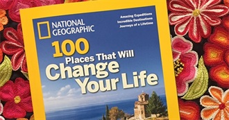 National Geographic's 100 Places That Will Change Your Life