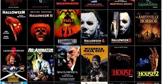 Horror Movies I Have Watched in October