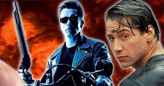 Action Movies of the 90s