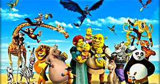 DreamWorks Animated Movies