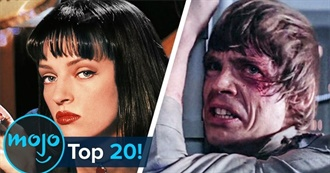 Watchmojo's Top 20 Greatest Movies of All Time