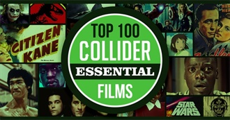 Top 100 Essential Movies Every Serious Film Fan Should See