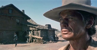 Matthew Sheldon's Top 30 Greatest Westerns
