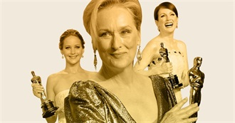 Every Academy Award Nominee for Best Actress (1927-2018)
