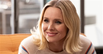 Rate Your Music Top 10s: Kristen Bell Top Billed Performances