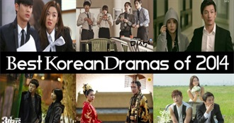 Top Korean Dramas | 2014