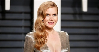 The Ultimate Amy Adams Challenge