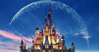 Complete List of Walt Disney Movies