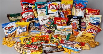 How Many Snack Food Brands Have You Tried?