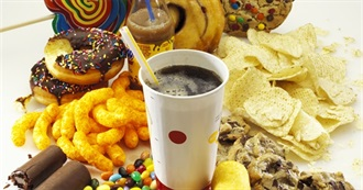 Unhealthy Foods Every American Has Eaten at Least Once in Their Lifetime