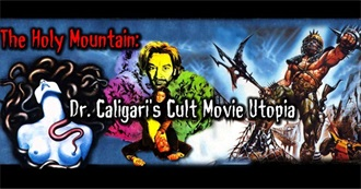 The Holy Moutain: Dr. Caligari's Cult Movie Utopia Fim Noir Week