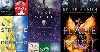 Only a True Book Nerd Has Read 42/54 of These YA Fantasy Books