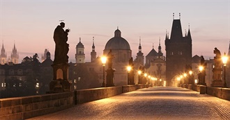 Prague Attractions and Landmarks
