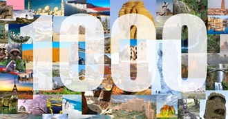 The Ultimate 1000 Travel List