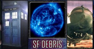 SF Debris Opinionated Reviews