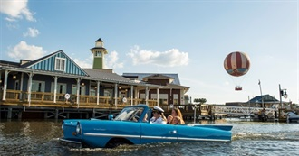 Top 10 List to Do at Downtown Disney