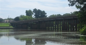 Cities and Sights Along the Sabine River