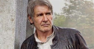 Filmography - Harrison Ford