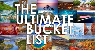 Ultimate Bucket List Challenge