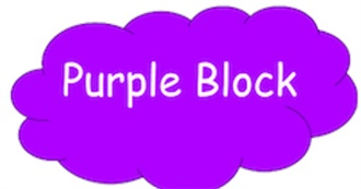 Purple Block Wellness TV Shows