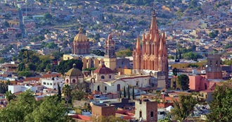 50 Mexico Attractions