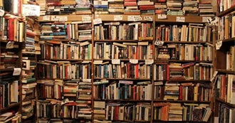 An Ambitious List of Books