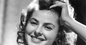 Top 10 Ingrid Bergman Movies